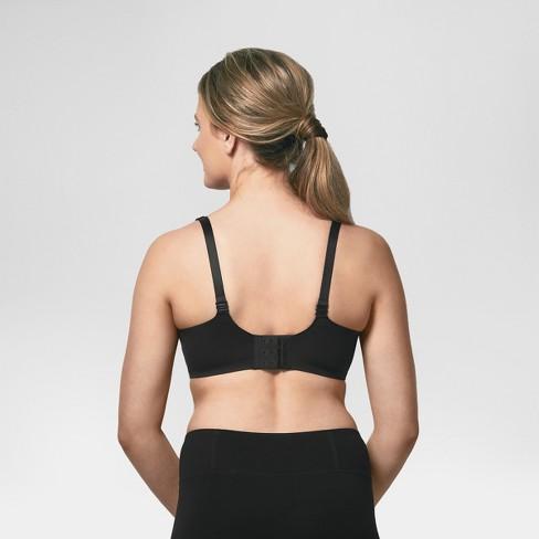 1282f995b9595 Bravado! Designs® Women s Invisible Nursing Bra - Black Tie M   Target