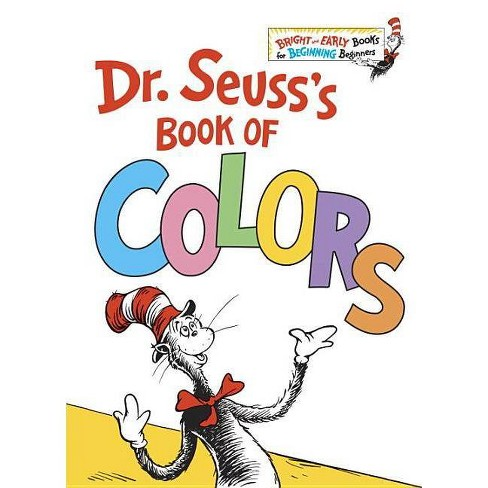 DR. SEUSS'S BOOK OF COLORS - image 1 of 1