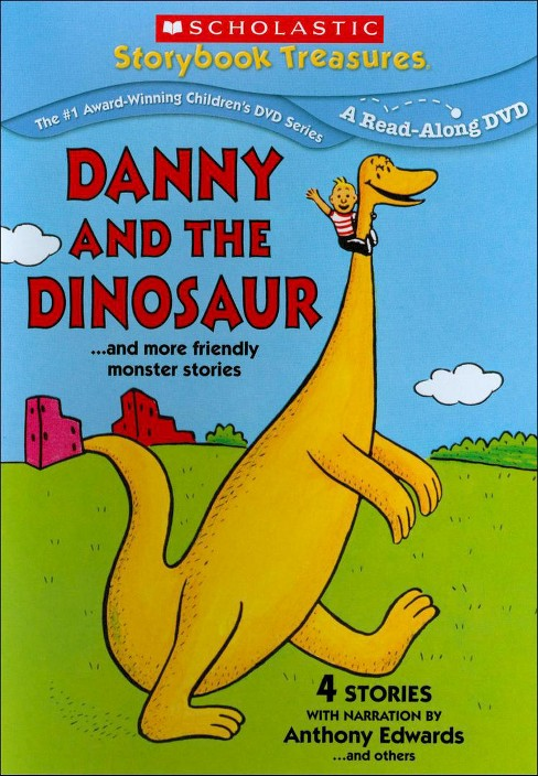 Danny and the dinosaur and more frien (DVD) - image 1 of 1