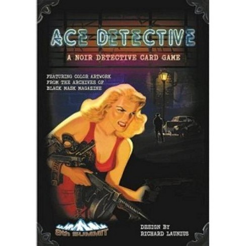 Ace Detective Board Game - image 1 of 1