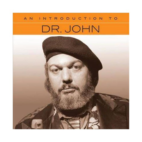 Dr. John - Introduction To (CD) - image 1 of 1