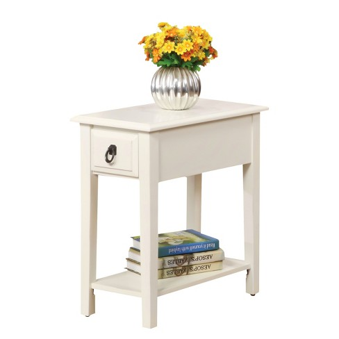 End Table White - image 1 of 2