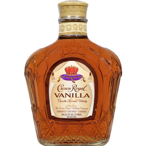 Crown Royal Vanilla Flavored Whisky - 375ml Bottle - image 1 of 2