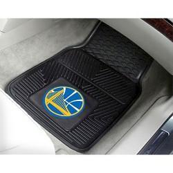 "NBA® 2-pc Vinyl Car Mats 17""x27"""