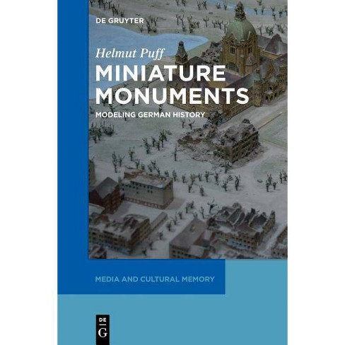 Miniature Monuments - by  Helmut Puff (Paperback) - image 1 of 1