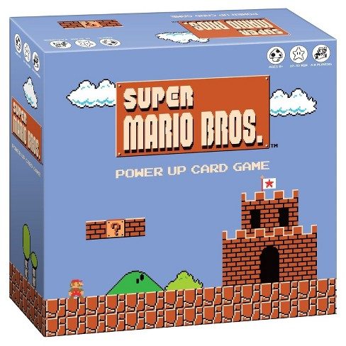 Super Mario Bros ™ Power Up Card Game