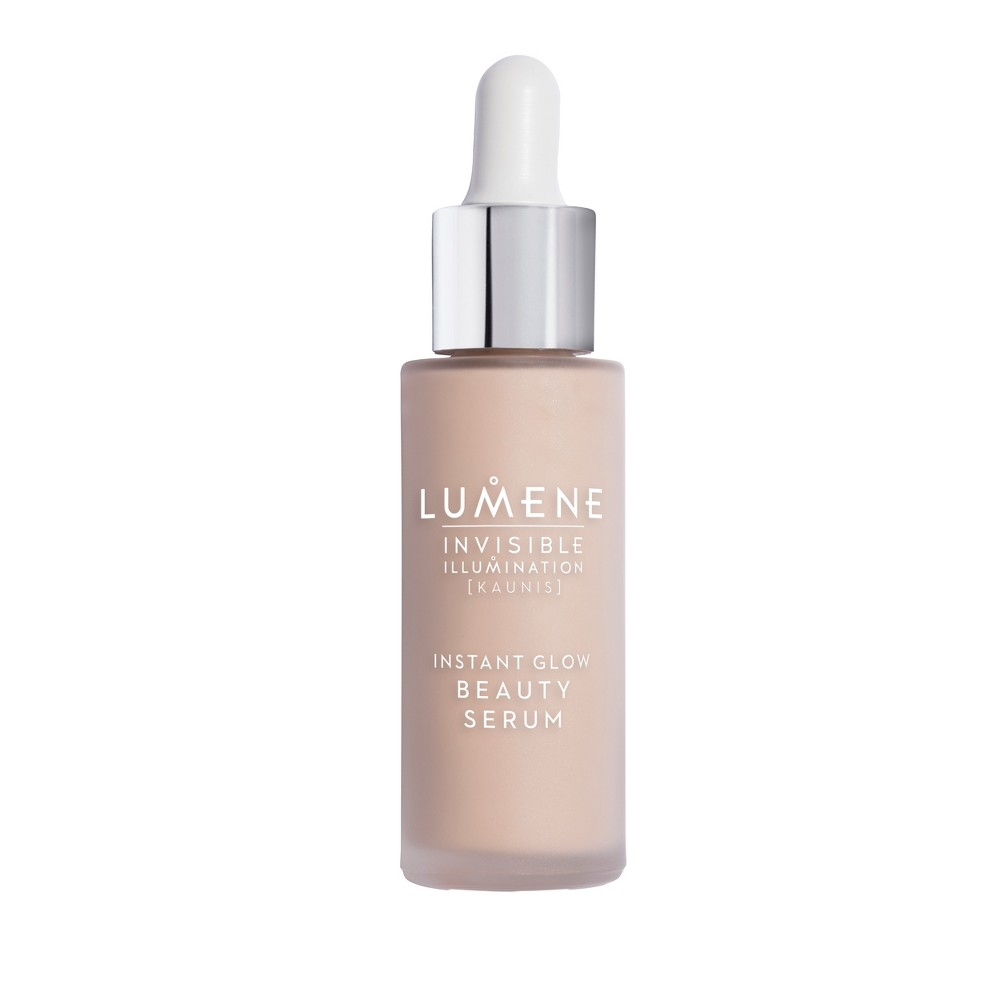 Image of Lumene Invisible Illumination Instant Glow Beauty Serum - Light - 1 fl oz