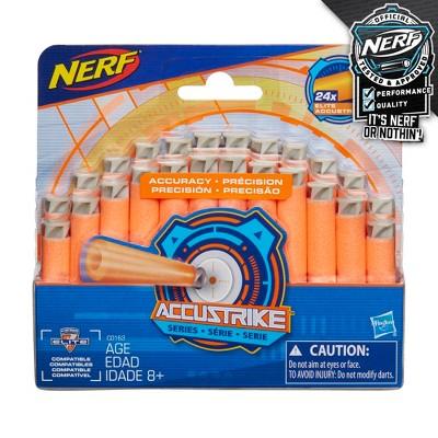 NERF N-Strike Elite AccuStrike Series 24pk Refill
