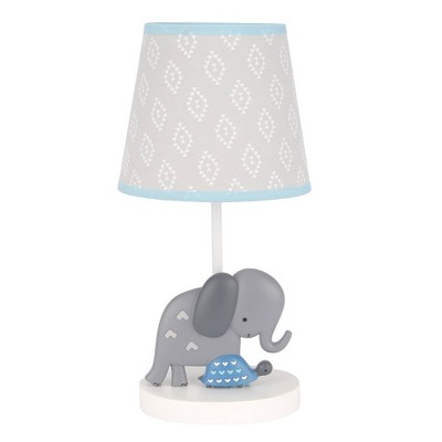 Bedtime Originals Jungle Fun Lamp With Shade & Bulb (Includes CFL Light Bulb)
