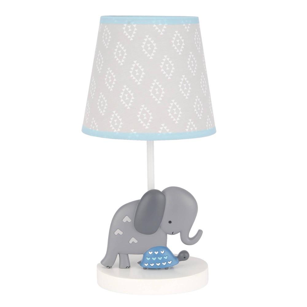 Bedtime Originals Jungle Fun Lamp With Shade 38 Bulb