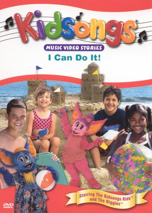 Kidsongs - i can do it (DVD) - image 1 of 1