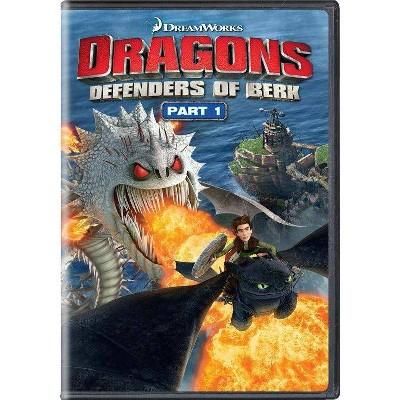 Dragons: Defenders of Berk, Part 1 (DVD)