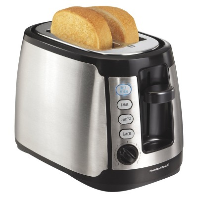 Hamilton Beach Keep Warm 2 Slice Toaster - Silver 22811