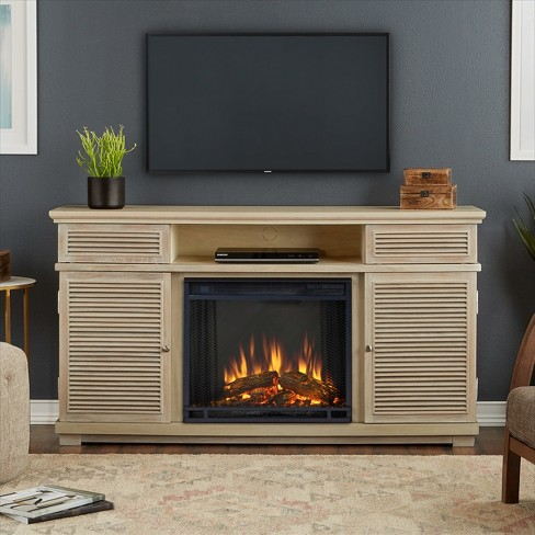 Cavallo Electric Fireplace Entertainment Center Real Flame Target