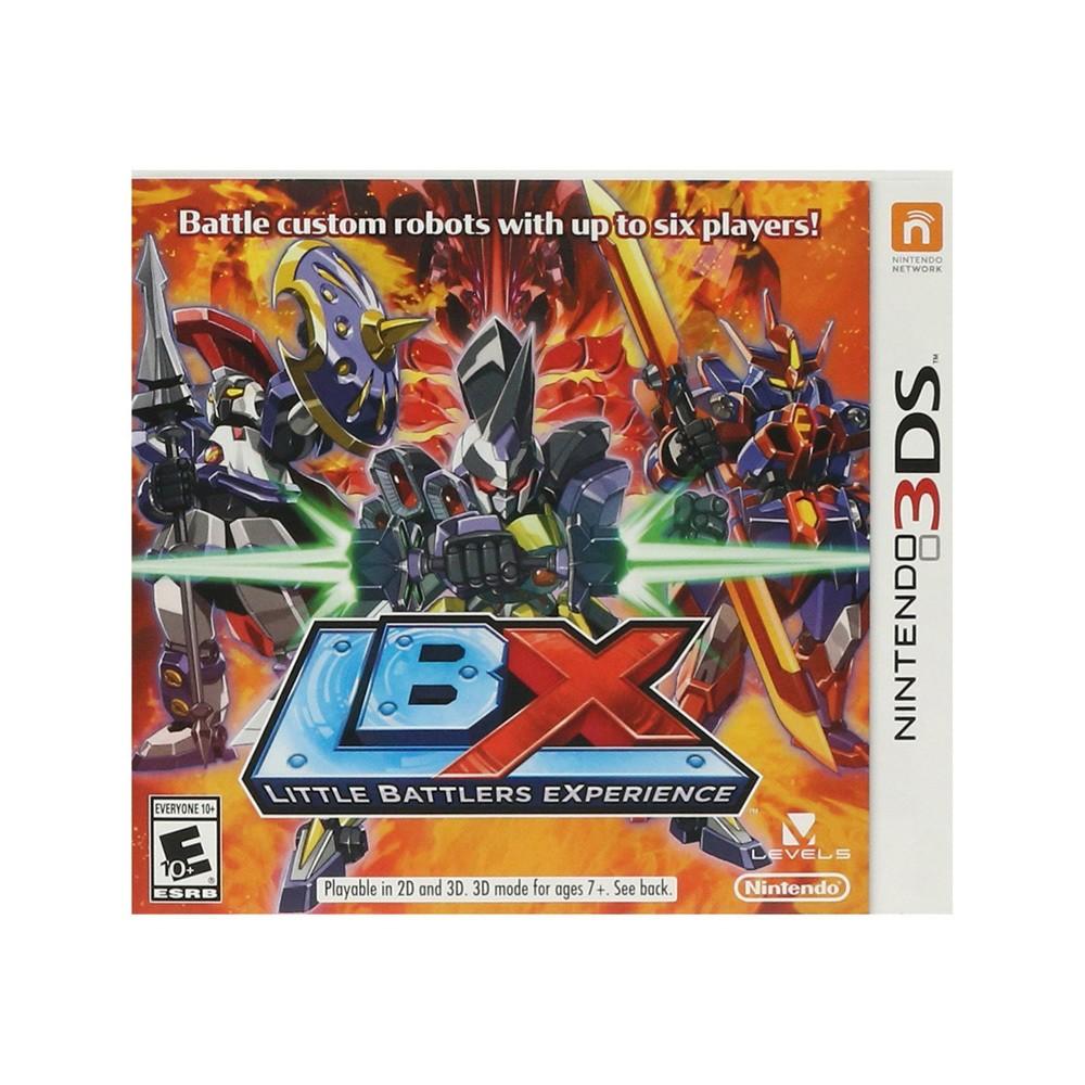 Lbx: Little Battlers experience - Nintendo 3DS (Digital)