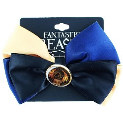 Bioworld Fantastic Beasts And Where To Find Them Crest Hair Bow