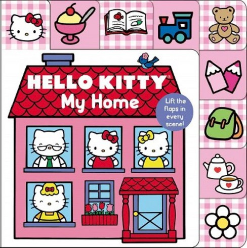 Hello Kitty : My House (Hardcover) (Barbi Sido) - image 1 of 1