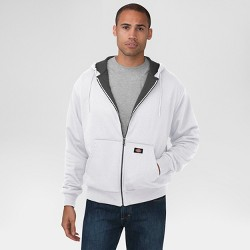 Dickies Men's Big & Tall Thermal Lined Fleece Hoodie