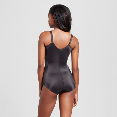 118c78635d6 SlimShaper By Miracle Brands® Women s Tailored Soft Cup Body Shaper   Target