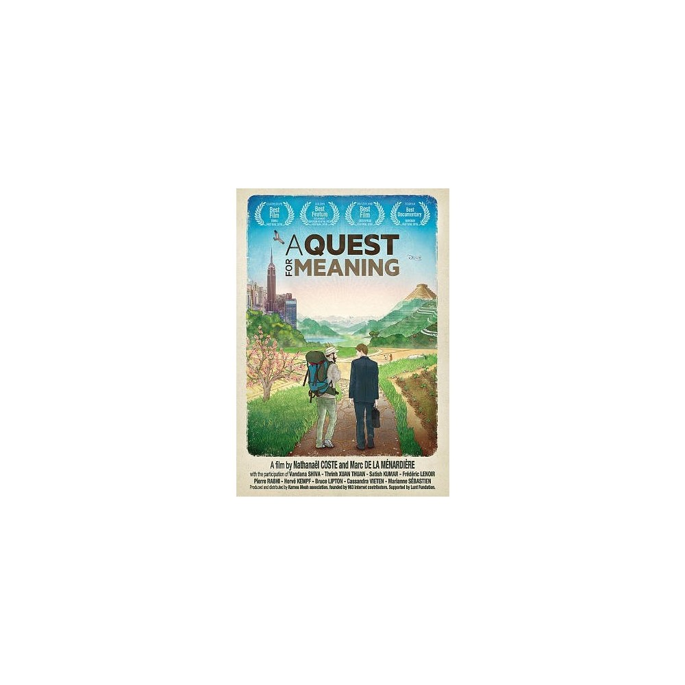 Quest For Meaning (Dvd), Movies