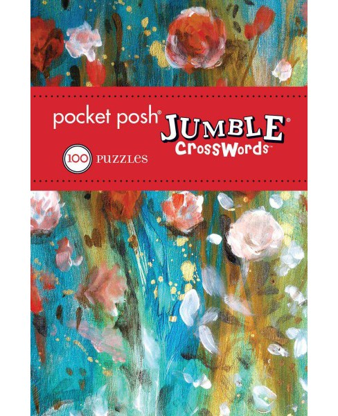 Pocket Posh Jumble Crosswords : 100 Puzzles (Paperback) - image 1 of 1