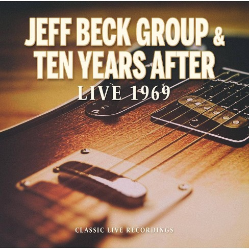 Jeff Group Beck - Live 1969 (CD) - image 1 of 1
