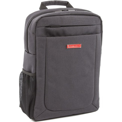 Swiss Mobility Carrying Case (Backpack) For 15.6