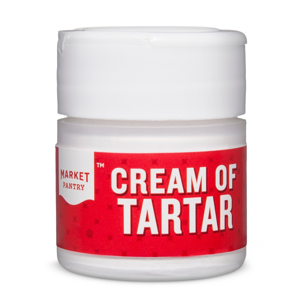 Cream of Tartar - 1.5oz - Market Pantry