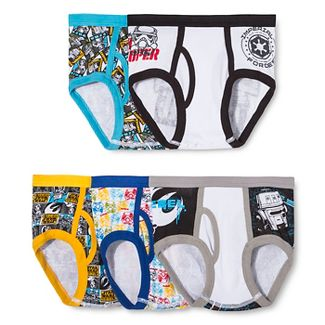 Boys' Star Wars Classic Briefs - 4