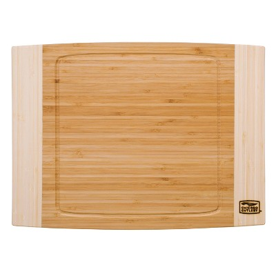 "Chicago Cutlery Woodworks 12""x16"" Bamboo Cutting Board"
