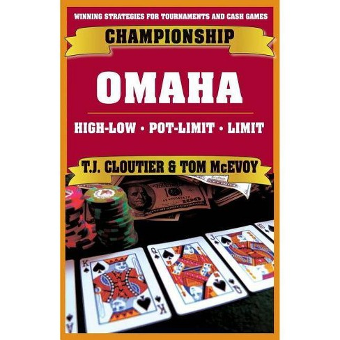 Championship Omaha - by  Tom McEvoy & T J Cloutier (Paperback) - image 1 of 1