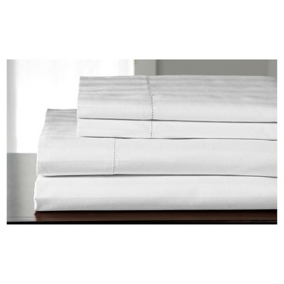 Andiamo Cotton Sheet Set (King)White