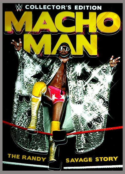 Macho Man:Randy Savage Story (DVD) - image 1 of 1