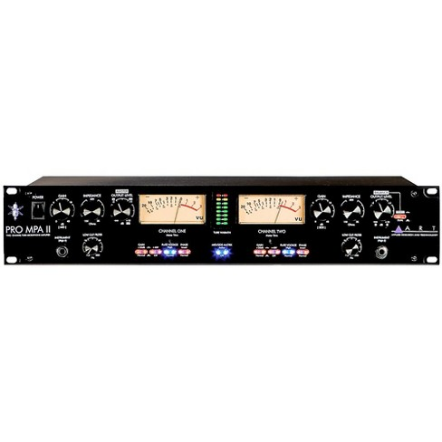 ART ProMPA II - 2-Channel Tube Mic Preamp - image 1 of 2