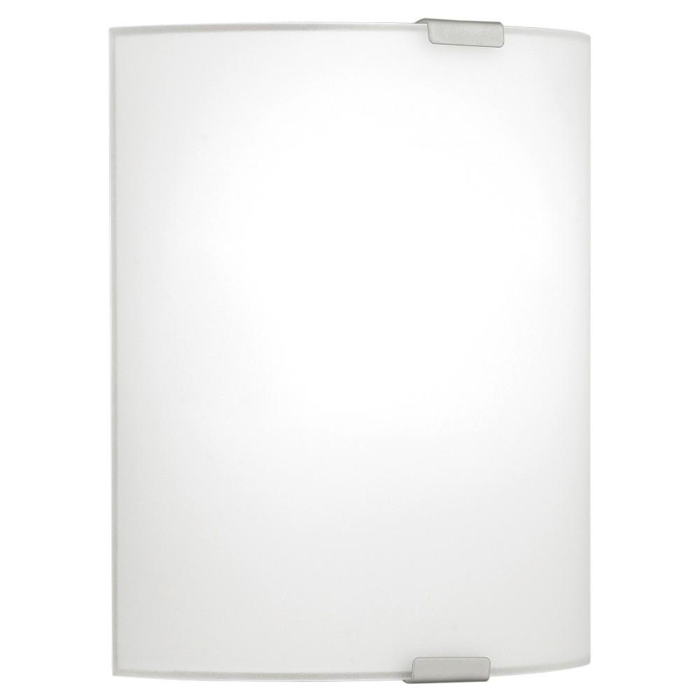 "Image of ""Grafik Wall Light 7"""" Chrome - Eglo"""