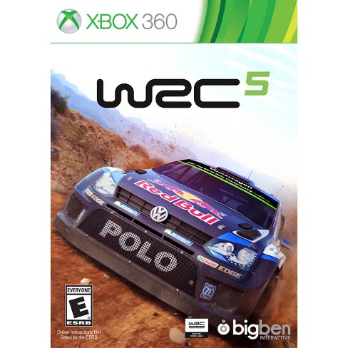 WRC 5 PRE-OWNED - Xbox 360 - image 1 of 1