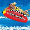 Airhead SPORTSSTUFF Half Pipe Rampage Inflatable Double Rider Towable | 53-2155 - image 4 of 4