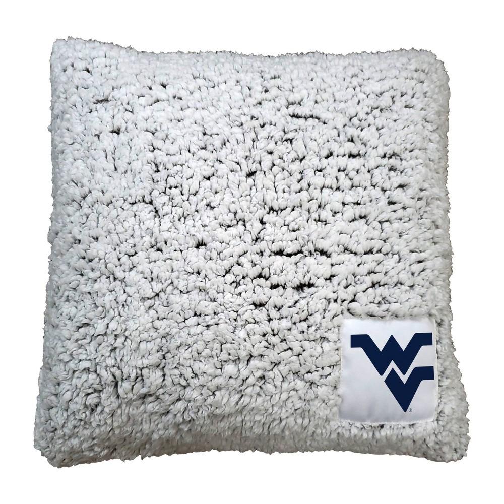 Ncaa West Virginia Mountaineers Frosty Throw Pillow
