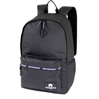 "Weatherproof 17"" Terrain Backpack - Black"