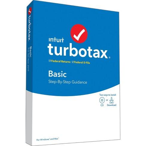 TurboTax Basic 2019 - image 1 of 1