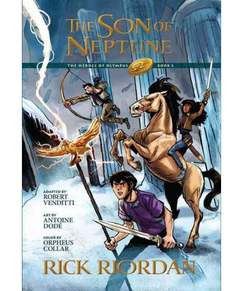 Heroes of Olympus 2 : The Son of Neptune (Paperback) (Rick Riordan) - image 1 of 1