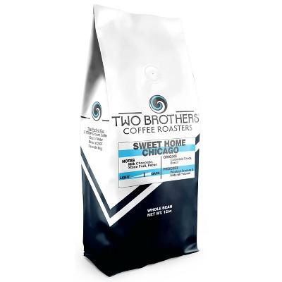 Two Brothers Coffee Roasters Sweet Home Chicago Medium Roast Coffee - 12oz
