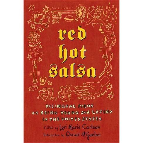 Red Hot Salsa - by  Lori Marie Carlson & Oscar Hijuelos (Hardcover) - image 1 of 1