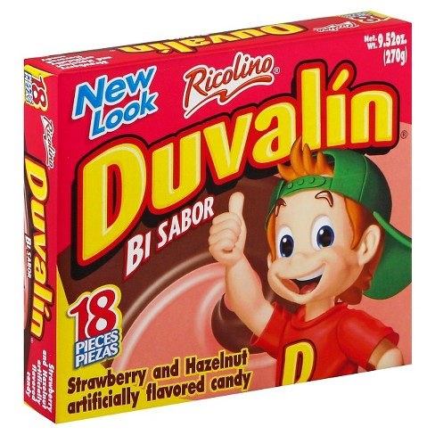 Duvalin Strawberry and Hazelnut Flavored Candy - 9.52oz - image 1 of 1