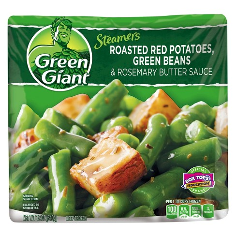 Green Giant Steamers Frozen Roasted Red Potatoes & Green Beans - 12oz - image 1 of 1