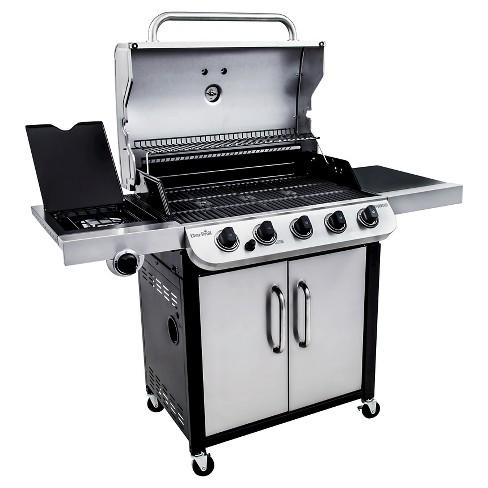 Char-Broil® Performance 550 5 - Burner Cabinet 45,000 BTU Gas Grill ...