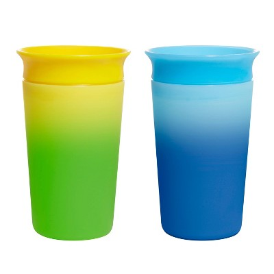 Munchkin Miracle 360° Color Changing Sippy Cup - 9oz/2pk