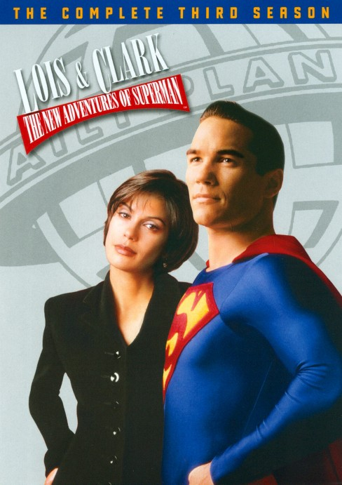 Lois & clark:Complete third season (DVD) - image 1 of 1