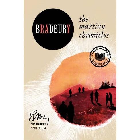 The Martian Chronicles - (Harper Perennial Modern Classics) by  Ray D Bradbury (Paperback) - image 1 of 1
