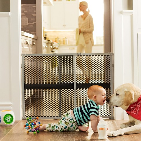 Munchkin Quick Install Ultra Steel Baby Gate : Target